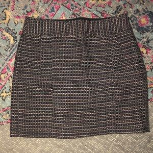 Banana Republic multi color mini skirt - 2P
